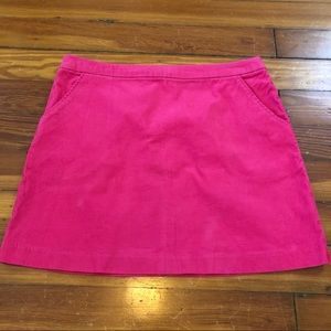 H&M Hot Pink Skirt
